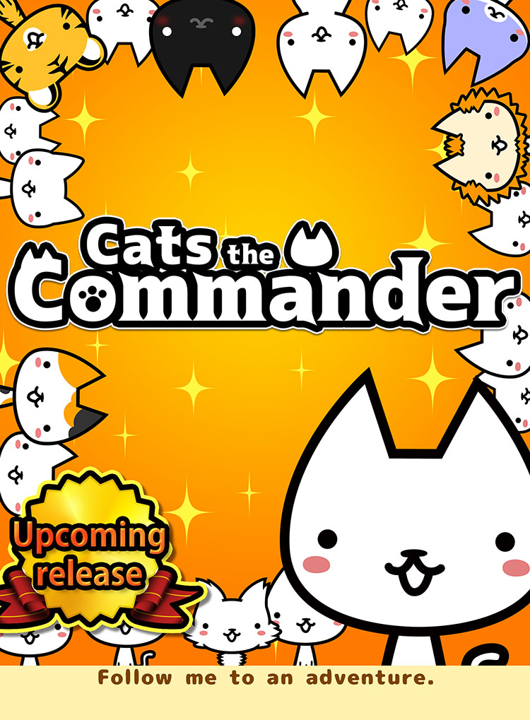 Cats the Commander ** Official Website **
